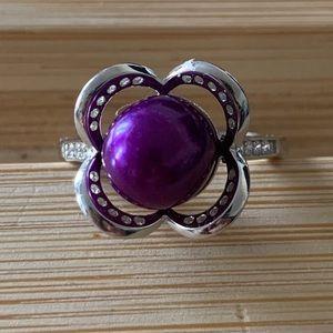 Freshwater Pearl Ring
